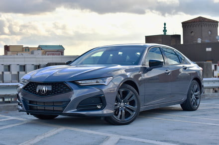2021 Acura TLX A-Spec SH-AWD review: Recapturing the Golden Age