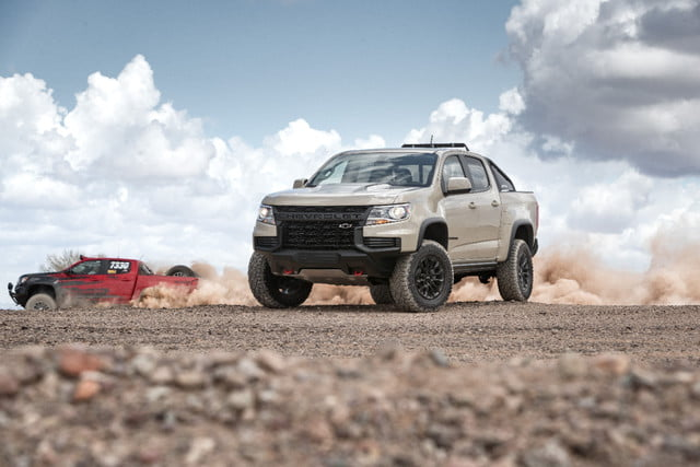 2021 chevrolet colorado pickup truck photos and specs zr2
