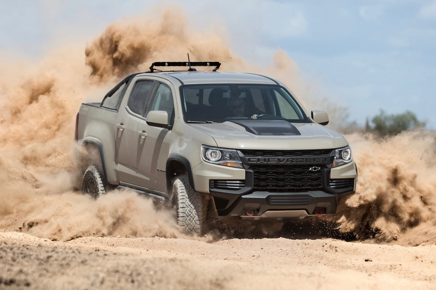 2021 Chevrolet Colorado gets a tougher exterior, but what's underneath?