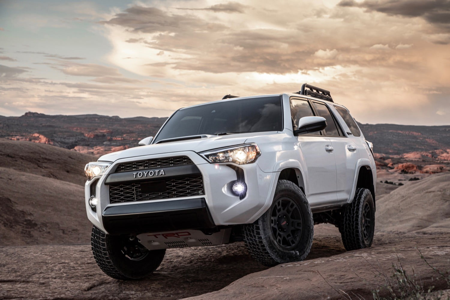 2020 Toyota 4Runner goes off road with more safety and tech features