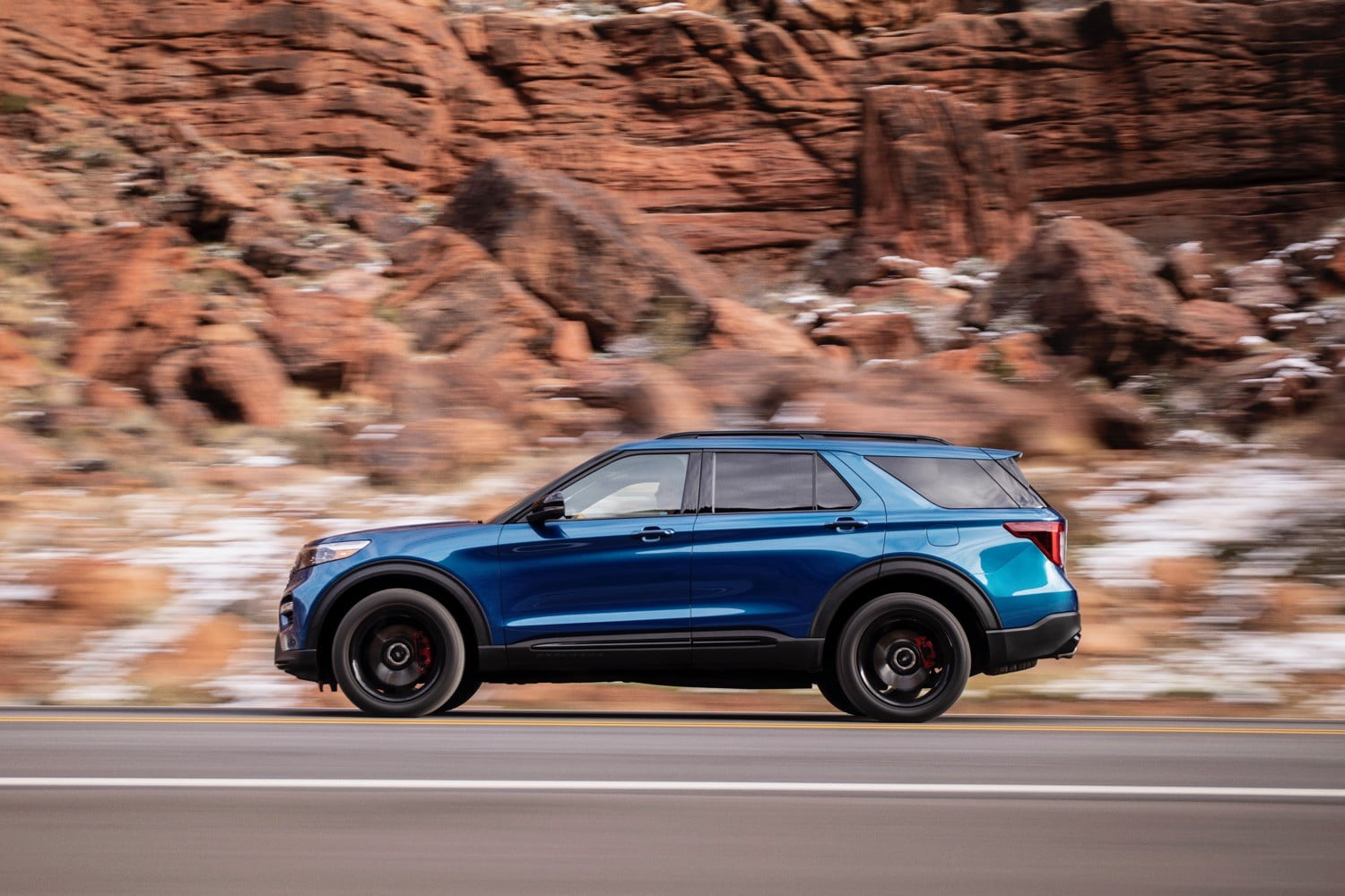 2019 Ford Explorer: Redesign, New Platform, Engines >> The Engineering Easter Eggs In The New 2020 Ford Explorer Digital