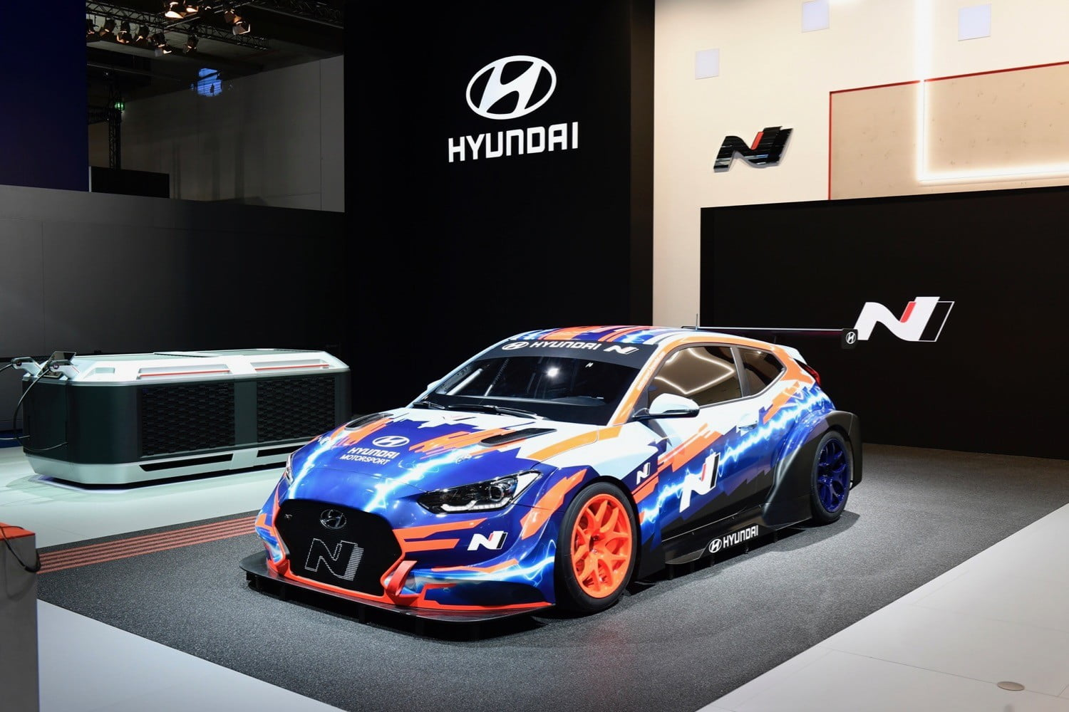 Hyundai to Unveil Electric Race Car at 2019 Frankfurt Motor