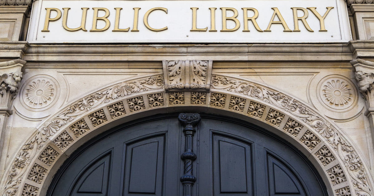 Thanks to libraries, remote tribes are finally getting online