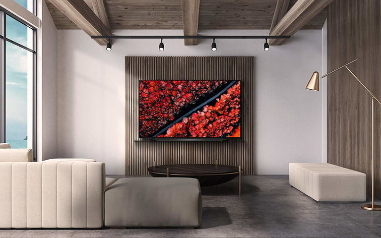 Amazon cuts $300 off this breathtaking 55-inch LG C9 Series OLED 4K TV