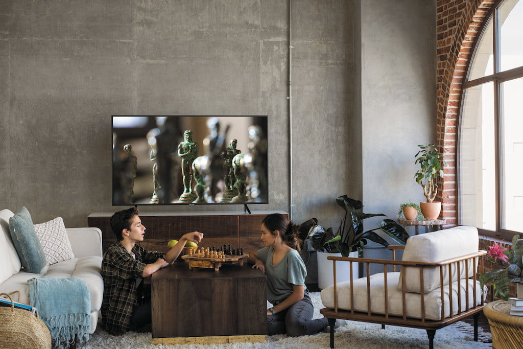 Walmart drops an unmissable deal on a 58-inch Samsung 4K TV