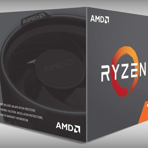 Grab Amd Ryzen 7 2700 With Wraith Spire Cooler For 265 Digital Trends