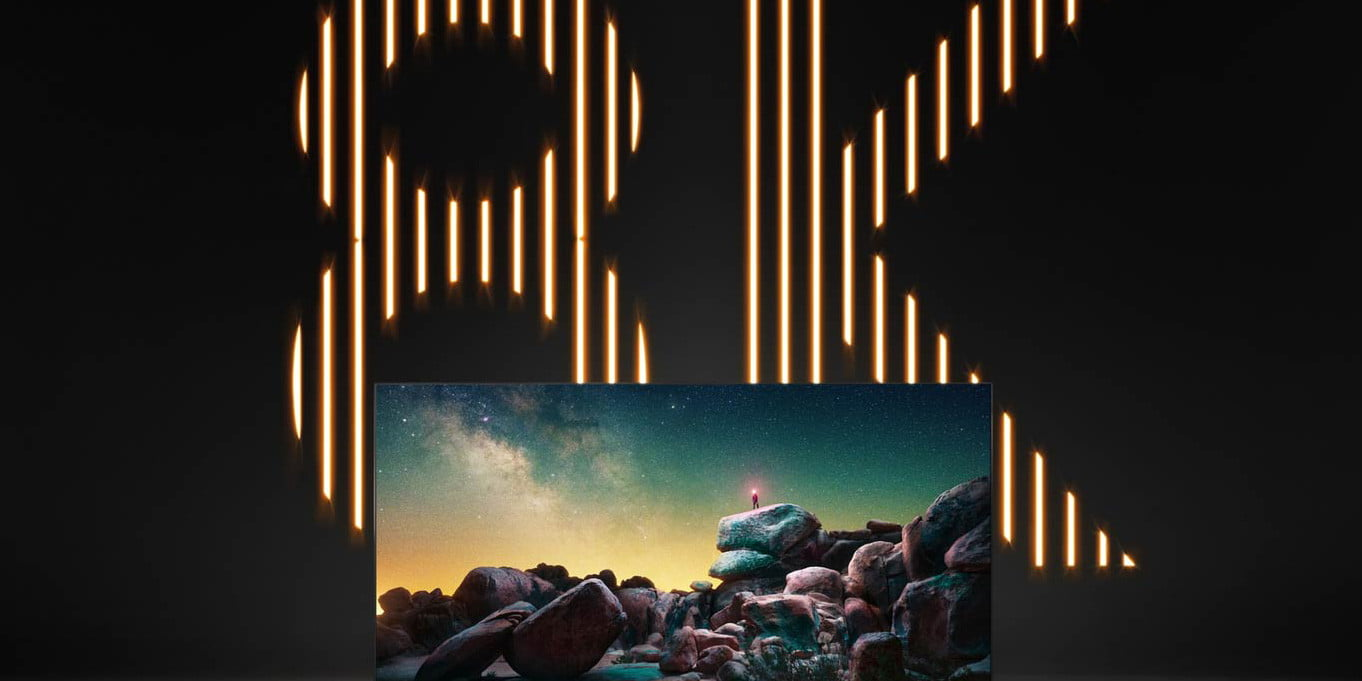 The future of 8K TVs is all about gaming. We'll tell you why