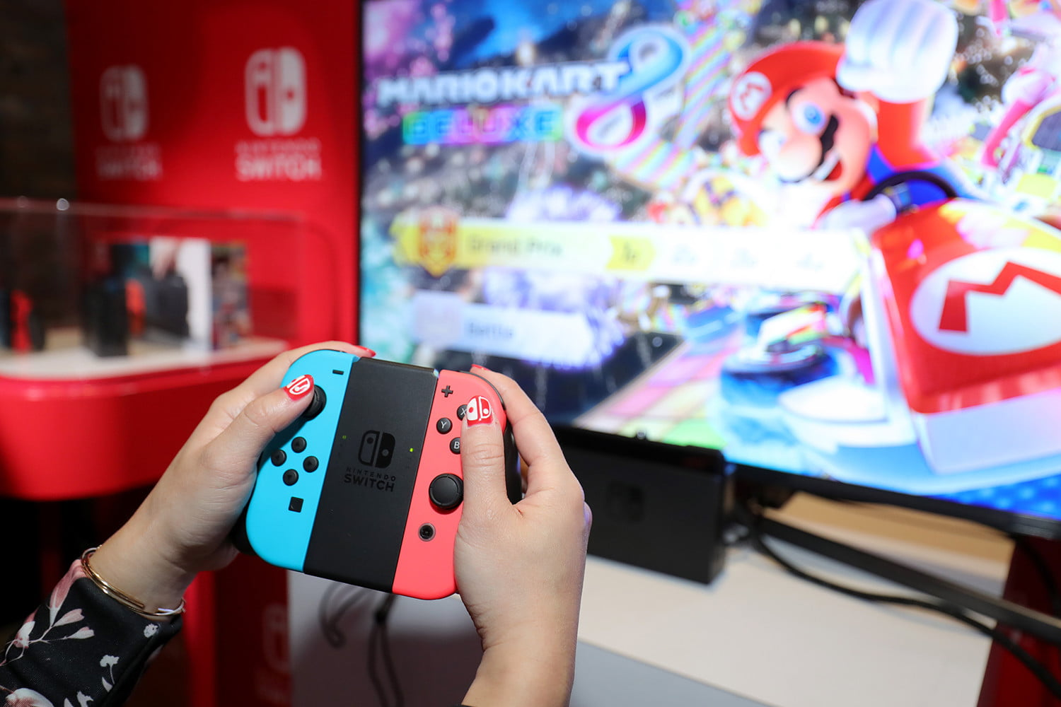 How to Charge a Nintendo Switch Controller | Digital Trends