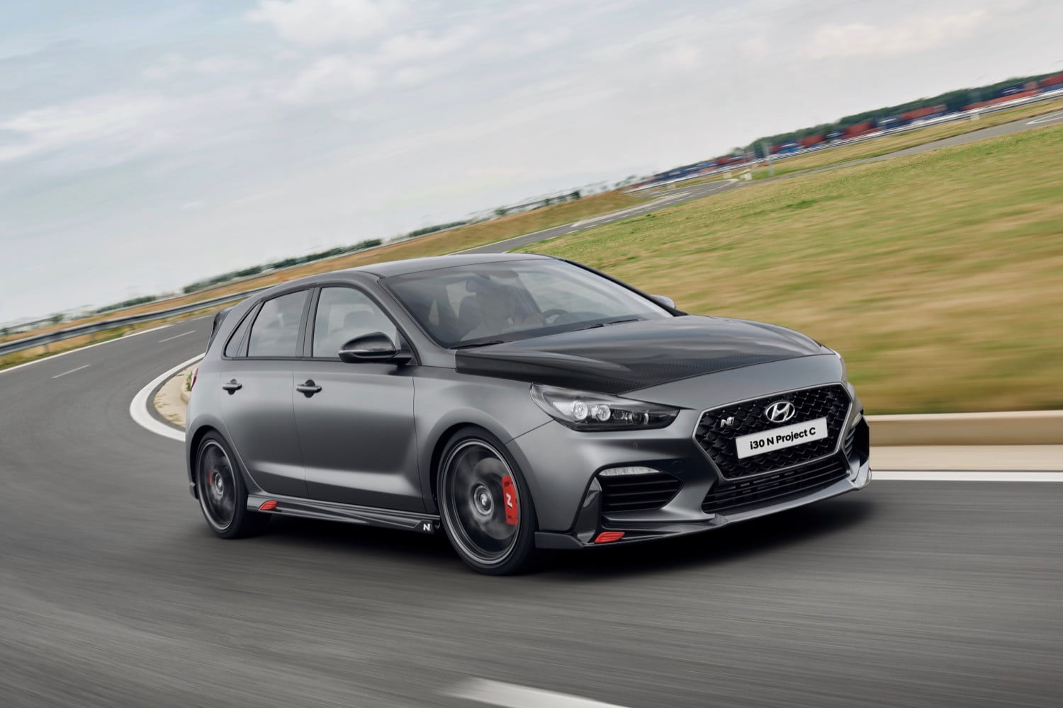 Limited-edition Hyundai i30 N Project C is Korea's hottest hatch
