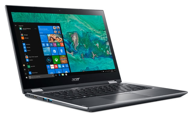 acer laptop swift 7 news ces 2018 spin 3  sp314 51 03