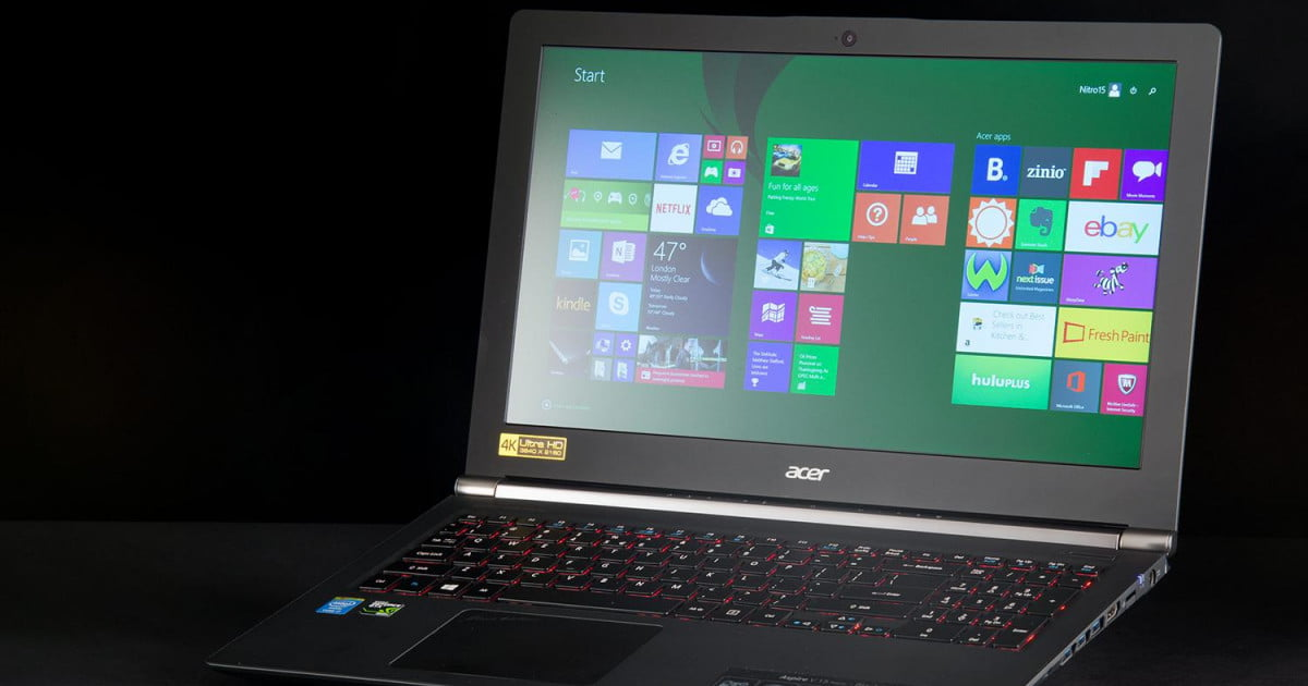 Acer Aspire V15 Nitro Edition review | Digital Trends