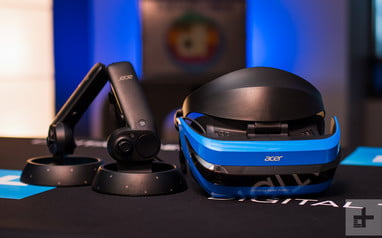 Acer Windows Mixed Reality Headset Review | Digital Trends