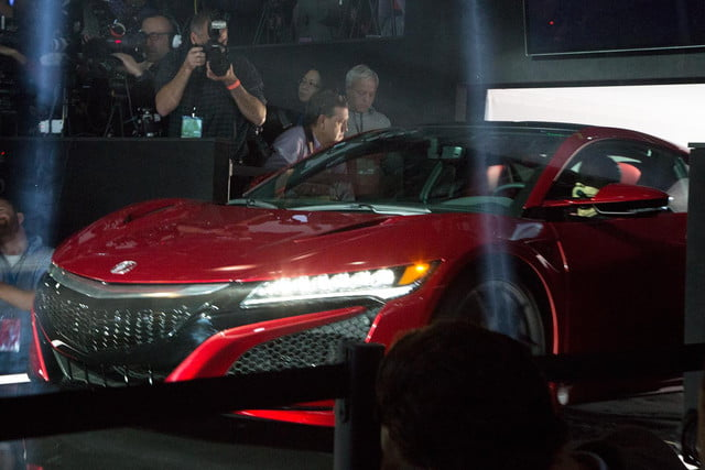 2016 acura nsx official specs pictures and performance reveal das2015 001