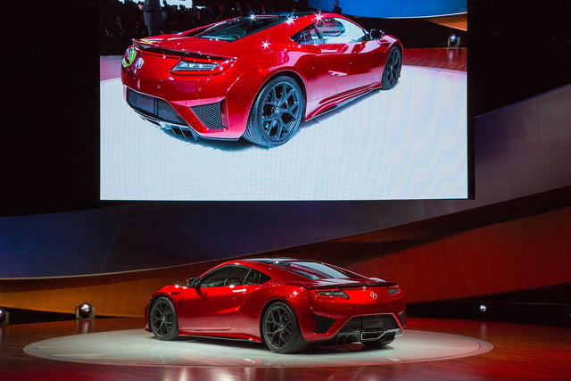 2016 acura nsx official specs pictures and performance reveal das2015 016
