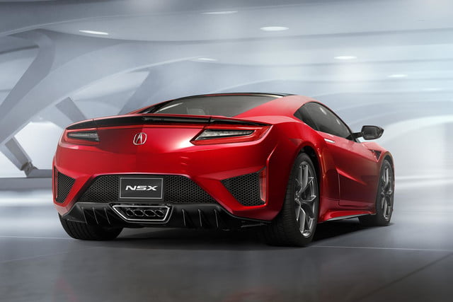 2016 acura nsx official specs pictures and performance reveal das2015 028