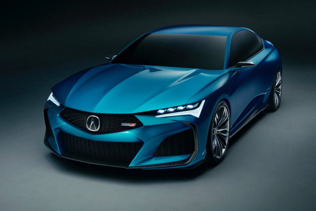 acura type s concept 2019 monterey car week