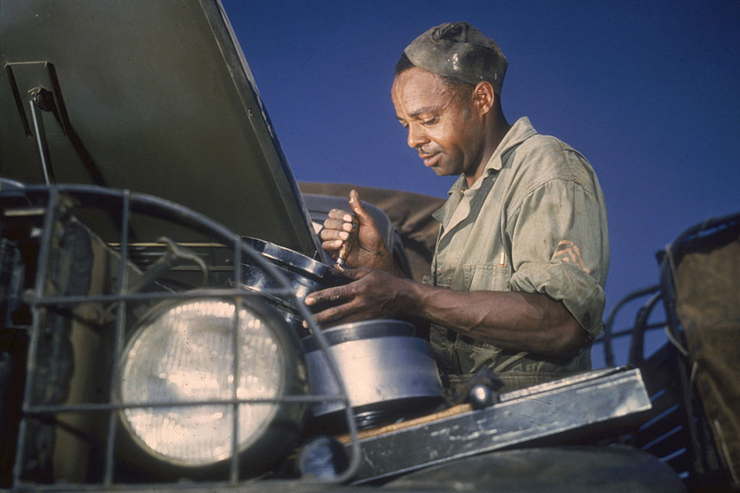 1950s engine tech was as efficient as today's. So why didn't we use it?