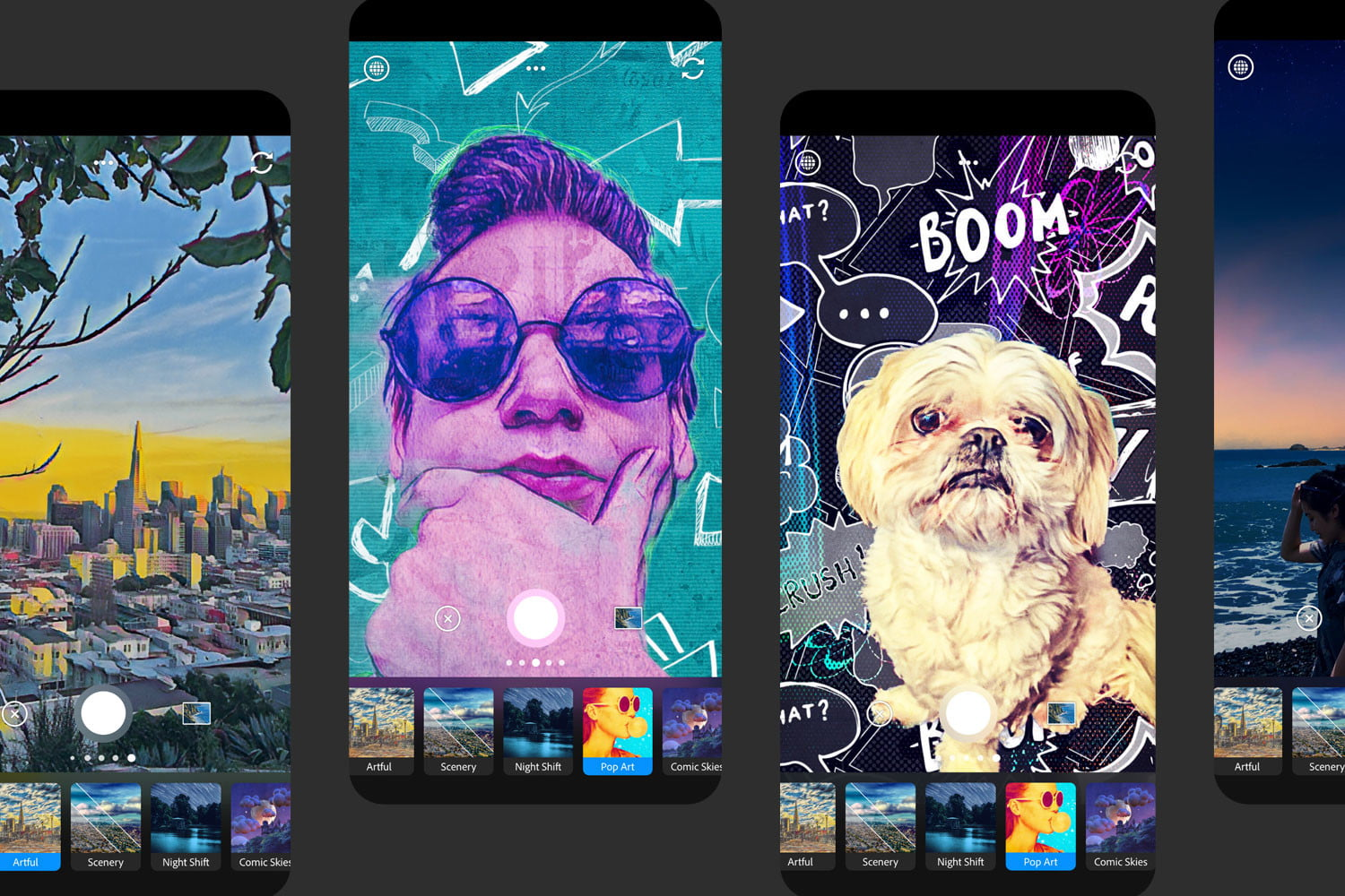 Adobe Photoshop Camera: Will This App Revolutionize Mobile Editing ...