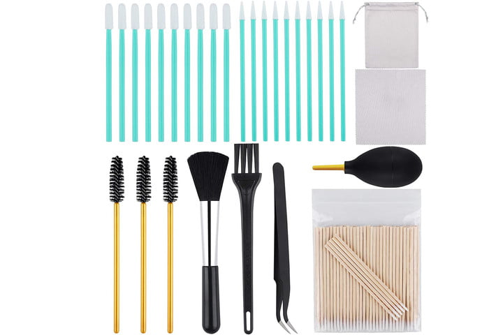 ADXCO 129 Pieces Cell Phone Cleaning Kit