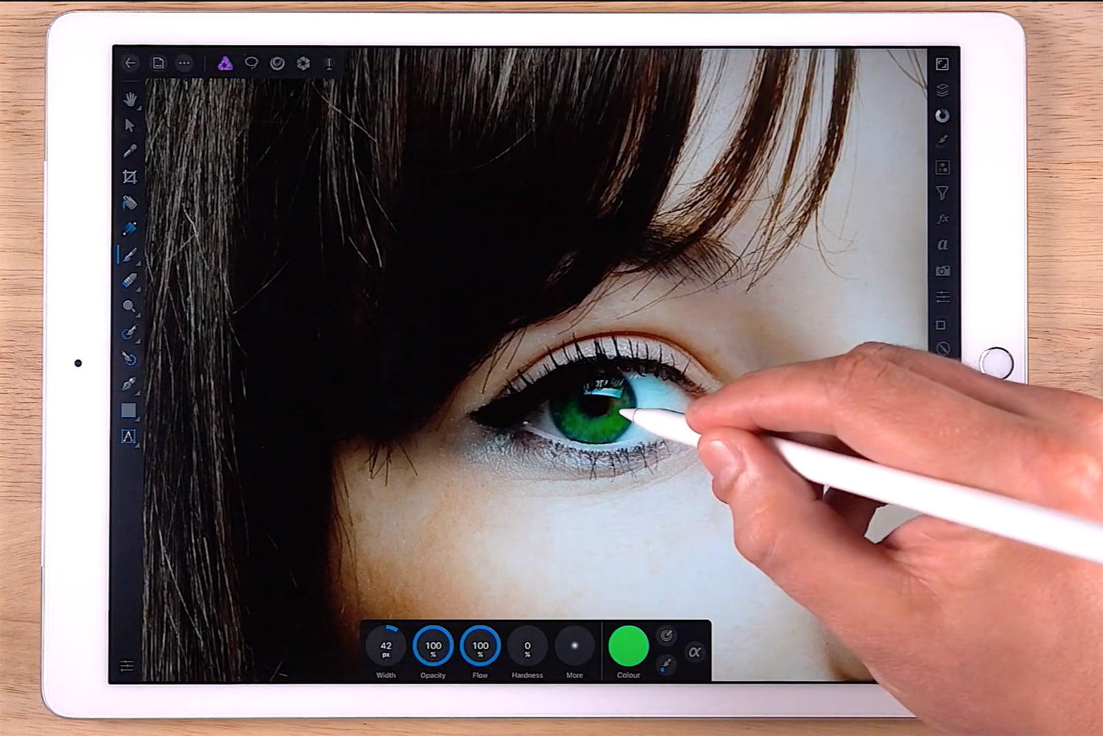 Affinity Photo is the First iPad Editor To Retain All The