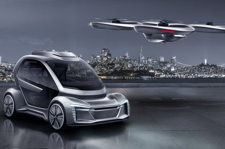 Audi grounds flying taxi project as it rethinks Airbus partnership