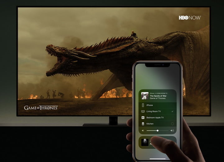 how to use airplay 11
