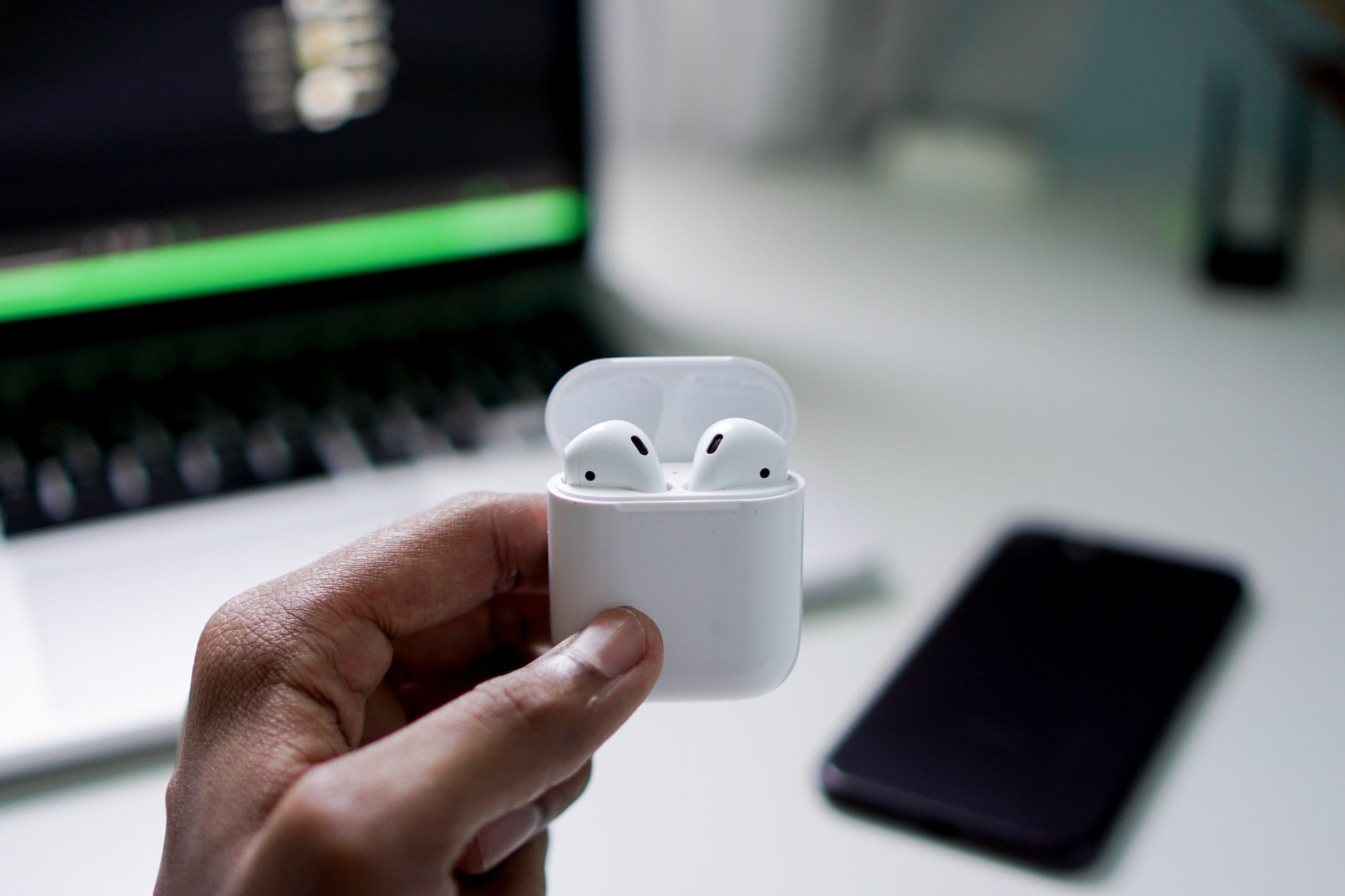 AirPods 2 with Wireless Charging Case are on sale — and they're dirt cheap