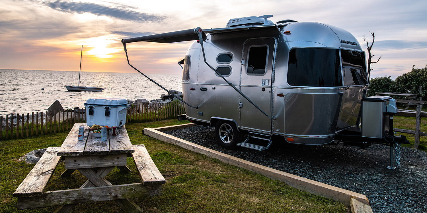 Airstream 2020 Bambi And Caravel Are