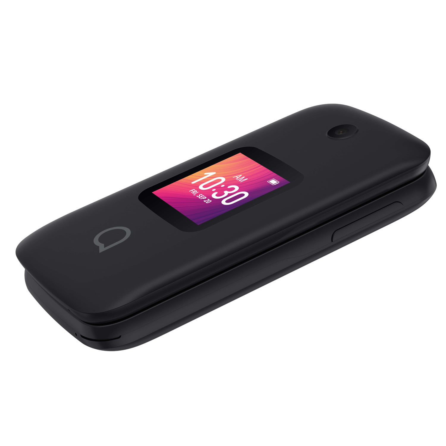 The Alcatel Go Flip 3 Offers Lightweight KaiOS and Google