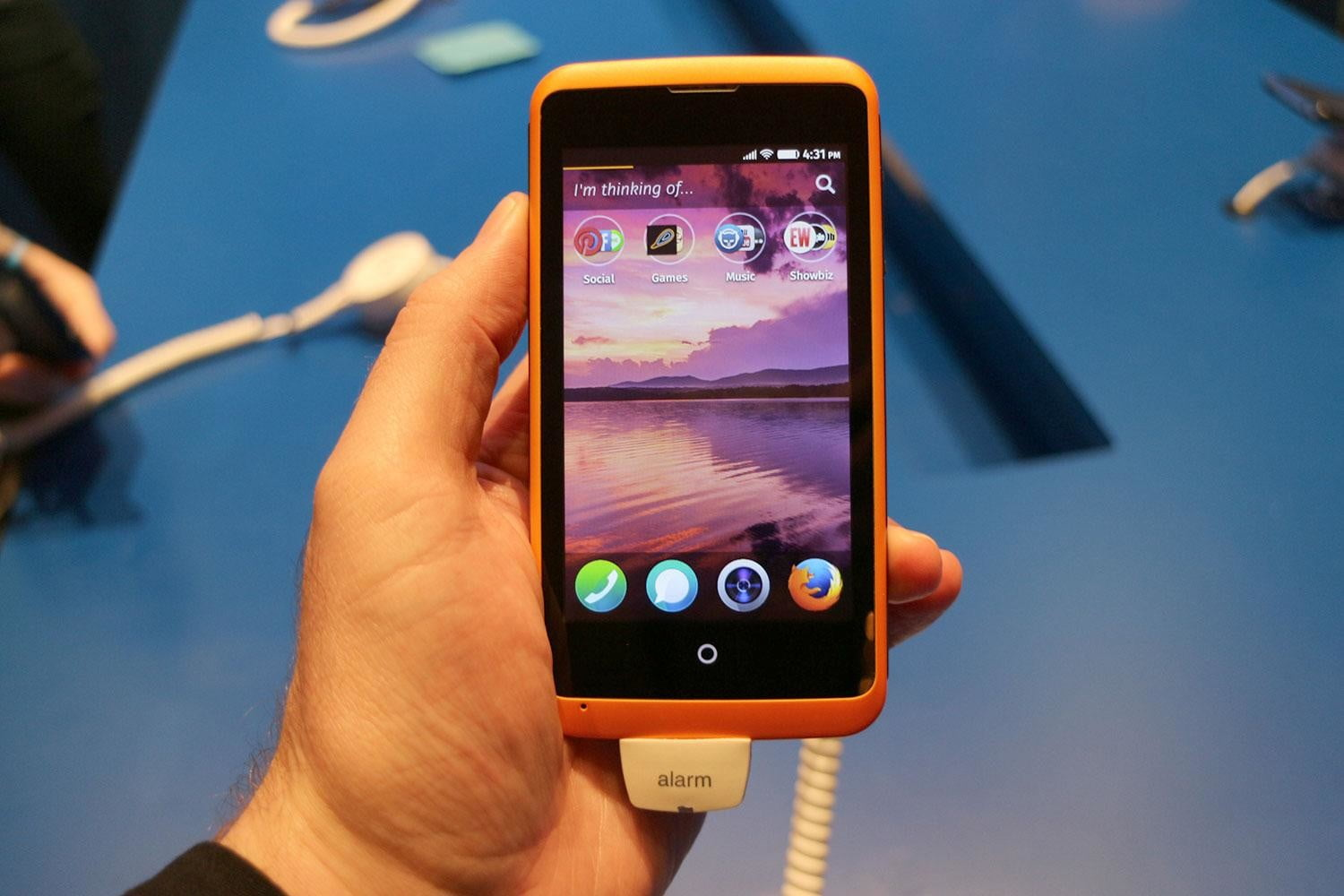 Mozilla shifts gears: $25 phones out, Android apps in