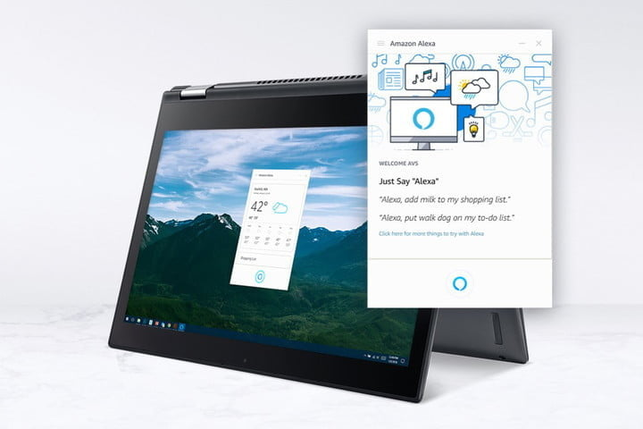 The Alexa App Is Now Available for All Windows 10 Computers