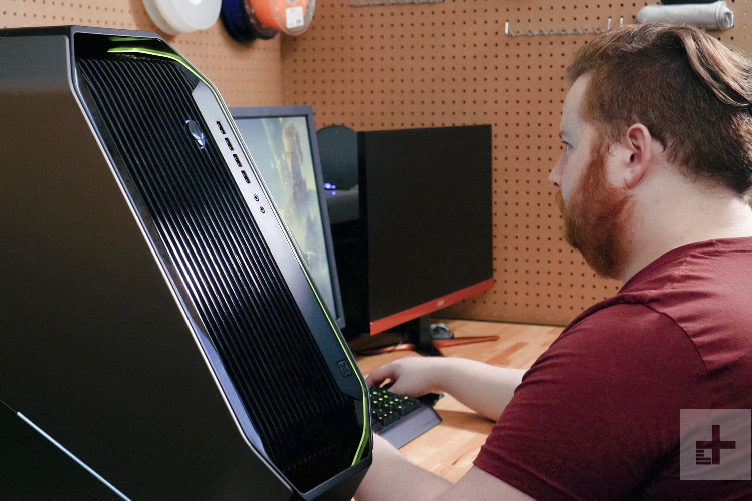 Alienware Area-51 Threadripper Edition Supports 2950X and