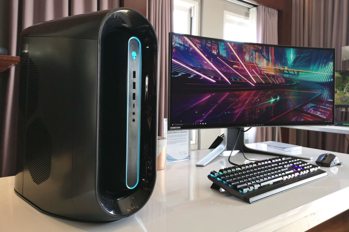 alienware legend design aurora r9 escritorio monitor2