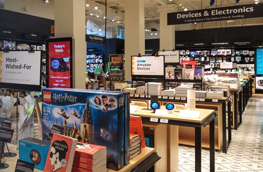 Amazon is opening a new brick-and-mortar store with a twist