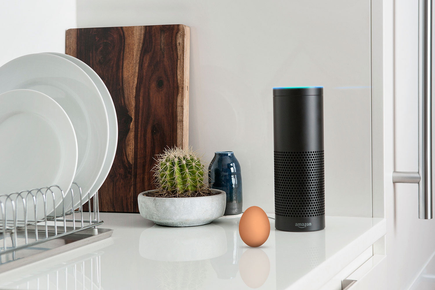 Now You Can Say 'Computer' Instead of 'Alexa' to Wake Your