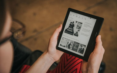 Kindle Oasis Review | Digital Trends
