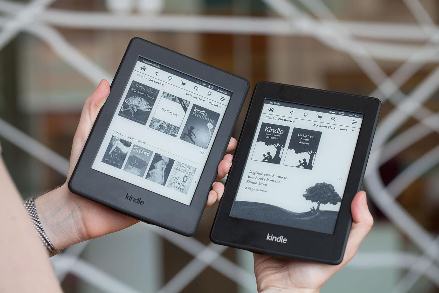 Amazon Kindle Paperwhite 2015 Review | Digital Trends