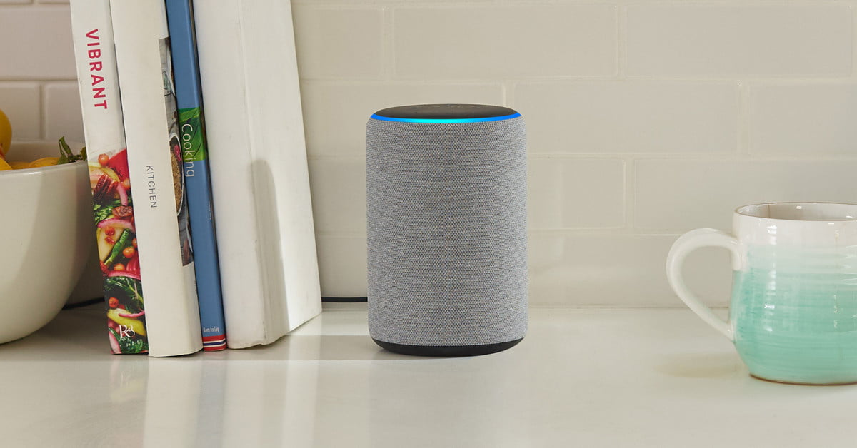 Alexa can estimate how much electricity smart home devices consume