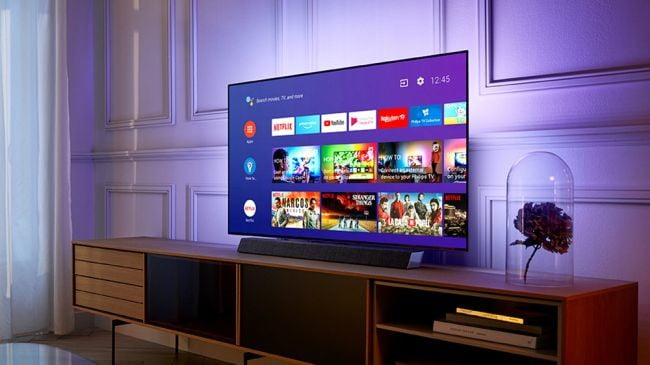 Philips launches the most stunning OLED 4K TV we've ever seen, but there's a catch