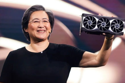 Despite rising PC shipments, AMD's GPU market share is rapidly shrinking