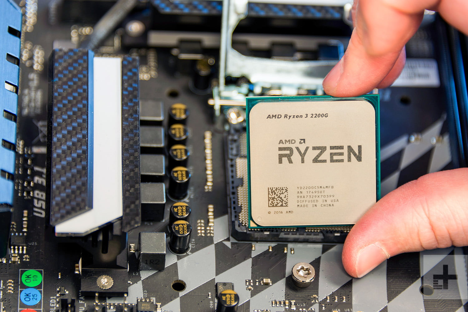 AMD B450 Offers X470 Features in More Affordable Package