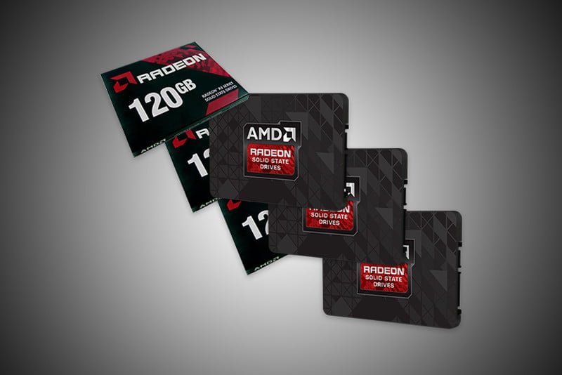 AMD Quietly Outs New SSD Series Balancing Price, Speed