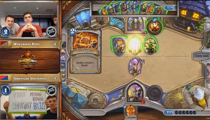 Blizzard lays its cards on the table with more Hearthstone bans