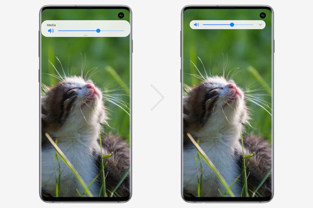 one ui beta launches for galaxy s10 in the us android 10 volume
