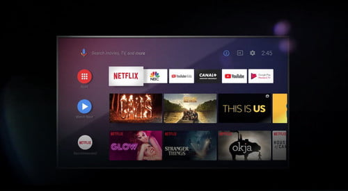 What Is Android Tv Google S Smart Tv Platform Fully Explained Digital Trends
