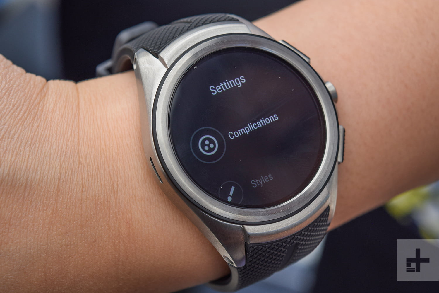 Android Wear android wear 2.0 supports incremental updates via the play