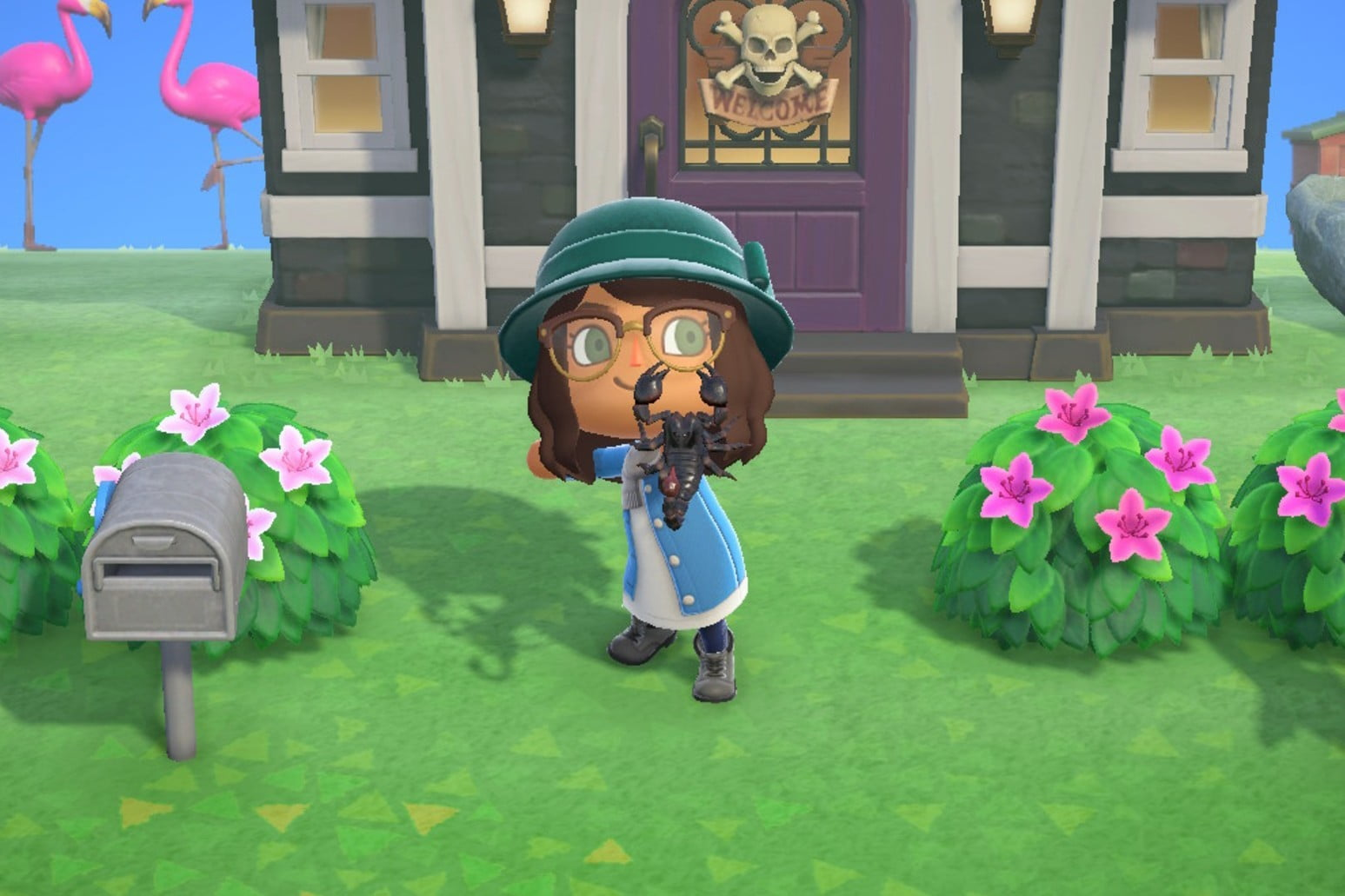 Animal Crossing New Horizons How To Farm Scorpions Digital Trends