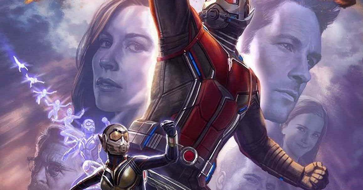 Marvel S Ant Man And The Wasp News Rumors Cast