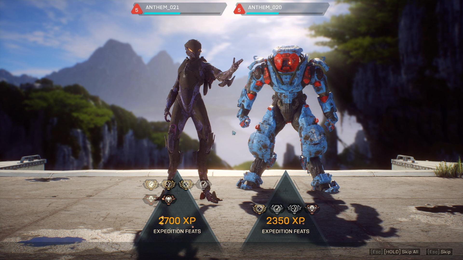 Anthem' Faces Rocky Launch After Mediocre Demo Sours Players