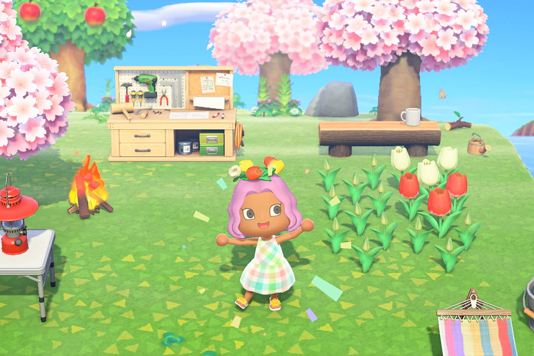 Animal Crossing Nintendo Direct Returning Characters More